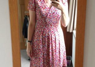 Boden Tea Dress