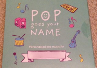 Pop Goes Your Name