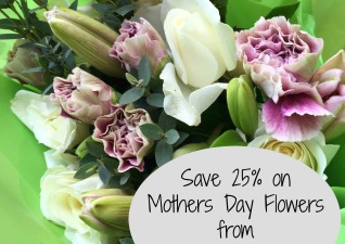 Debenhams Mothers Day Flowers