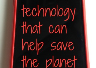 Home technology that can help save the planet