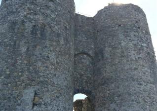 Criccieth Castle Wales