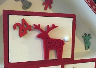 Advent House Christmas