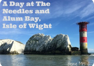 A Day at the Needles and Alum Bay, Isle of Wight