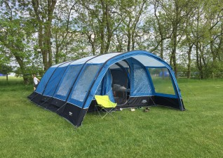 Camping for real
