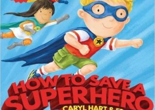 Albie How To Save a Superhero
