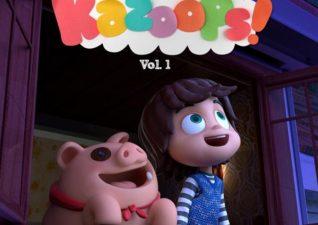 Kazoops Just Imagine Volume 1
