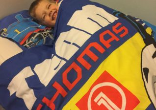 Thomas The Tank Engine Bedding review