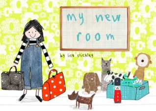 My New Room Lisa Stickley