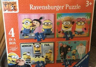 Ravensburger Despicable Me 3 Jigsaw Puzzle