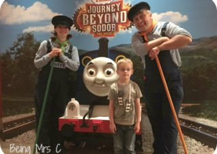 Thomas and Friends – Journey Beyond Sodor