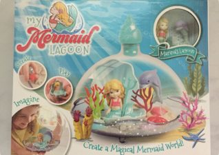 Mermaid Lagoon Interplay
