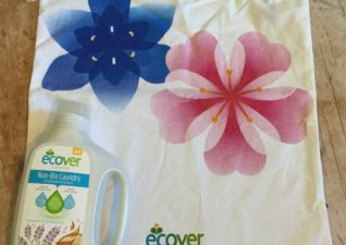 #EcoverLaundry challenge – the stealth approach