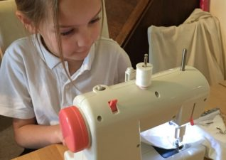 Great British Sewing Bee Sewing Studio