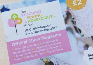 Stitching Sewing and Hobbycrafts Show NEC Birmingham