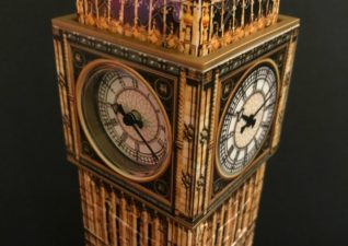 Ravensburger Big Ben with Clock 3D Puzzle