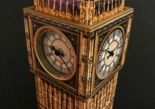 Ravensburger Big Ben with Clock 3D Puzzle