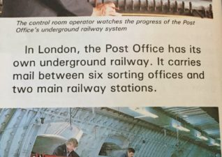Ladybird Tuesday: The Postal Service