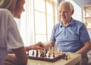 How To Maintain A Supportive Relationship With A Loved One In Aged Care