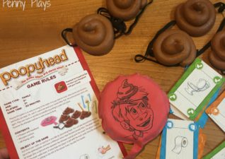 Poopyhead – the toilet based game for kids